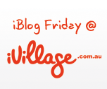 Go check out the great blogs at iVillage!