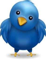 "If you click on me I will take you to the MFS Twitter page. ""Tweet tweet"""