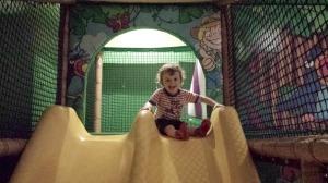 Slides are fun!
